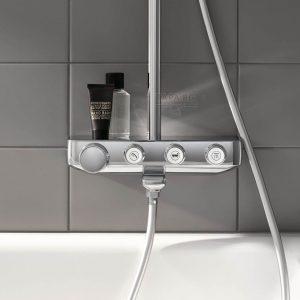 GROHE Душ комплект със Smart Control 260 термостат