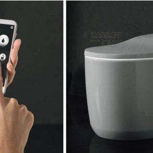 GROHE SPA тоалетна със смарт управление