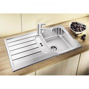 BLANCO Кухненска мивка LIVIT 45 S