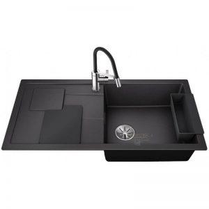 BLANCO Комплект мивка SITY XL 6S и смесител VIU-S