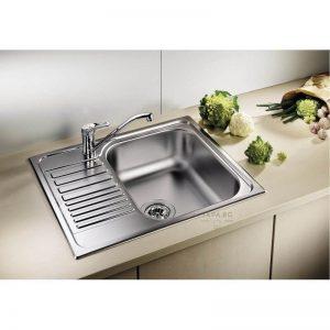 BLANCO Комплект мивка TIPO 45 S и смесител Daras