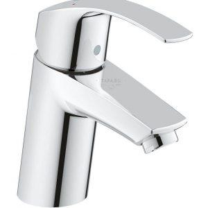 GROHE Смесител за мивка без изпразнител S-размер (нисък)