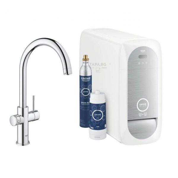 GROHE Система за филтрирана вода + смесител