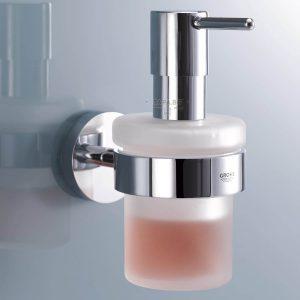 GROHE Дозатор за течен сапун с държач