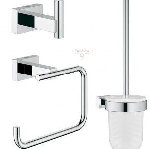 GROHE Комплект аксесоари за баня 3 в 1