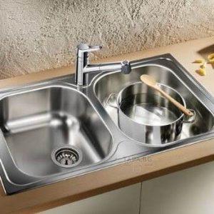 BLANCO Кухненска мивка PLUS 8 ЛЕН